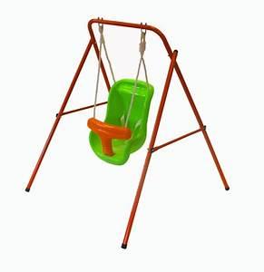 Schaukel Mit Gestell : schaukel mit gestell aus metall sicherheitsschaukel kinderschaukel babyschaukel ebay ~ Buech-reservation.com Haus und Dekorationen