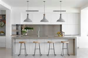 White Kitchen Islands 30 Gorgeous Grey And White Kitchens That Get Their Mix Right