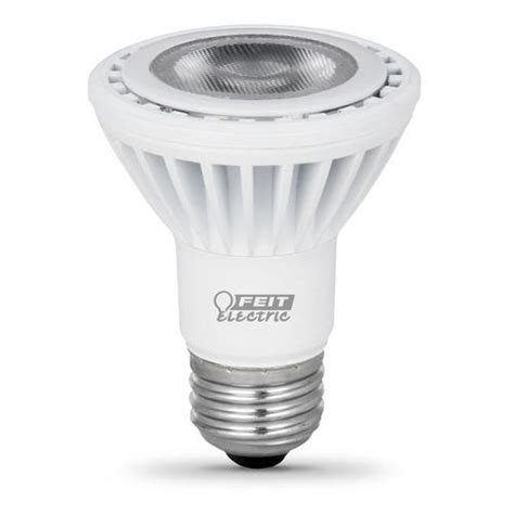 feit led dimmable par20 reflector light bulb at menards 174