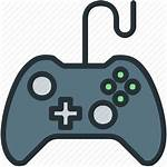 Joystick Gaming Icon Console Icons Editor Open