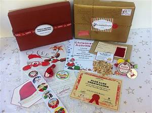 personalised package with letter from santa truly unique With santa letter packages