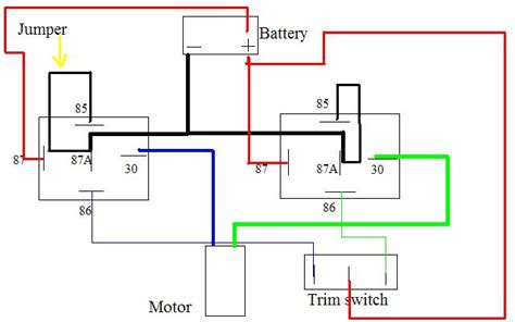 tilt  wiring diagram page  iboats boating forums