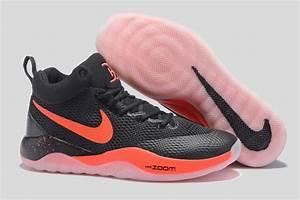 Nike Hyperrev 2017 Black Orange Men's Basketball Shoes ...