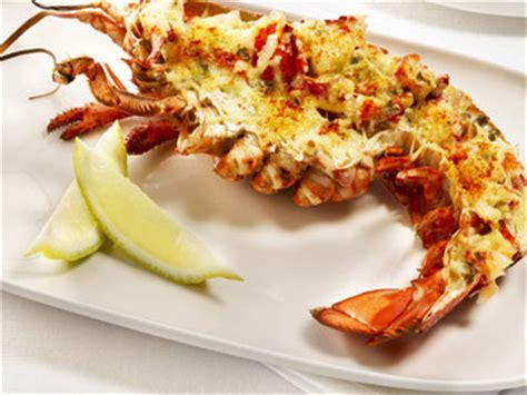 cuisiner du homard comment cuisiner votre homard par le chef du restaurant