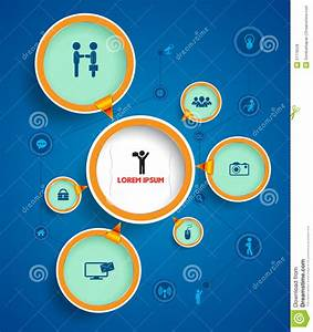 Circle Group Vector Stock Vector  Illustration Of