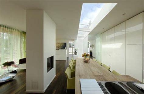 stylishly simple modern  story house design designs ideas  dornob