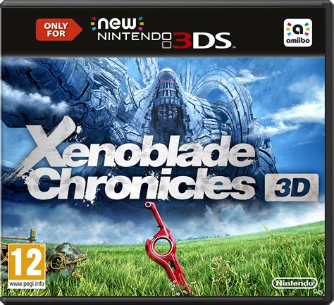 Xenoblade Chronicles 3d Review My Nintendo News