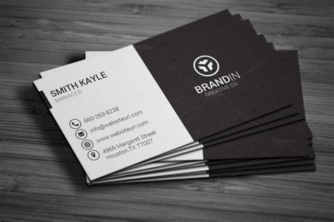 creative modern business card templates  ms