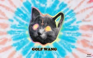golf wang cat future cat tie dye blue flickr photo
