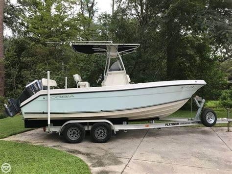 Cobia Boats For Sale by Cobia Boats For Sale In United States Boats