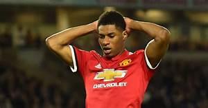 Manchester United forward Marcus Rashford given ...