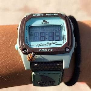 Freestyle Shark Mako Watch Instructions Yukon