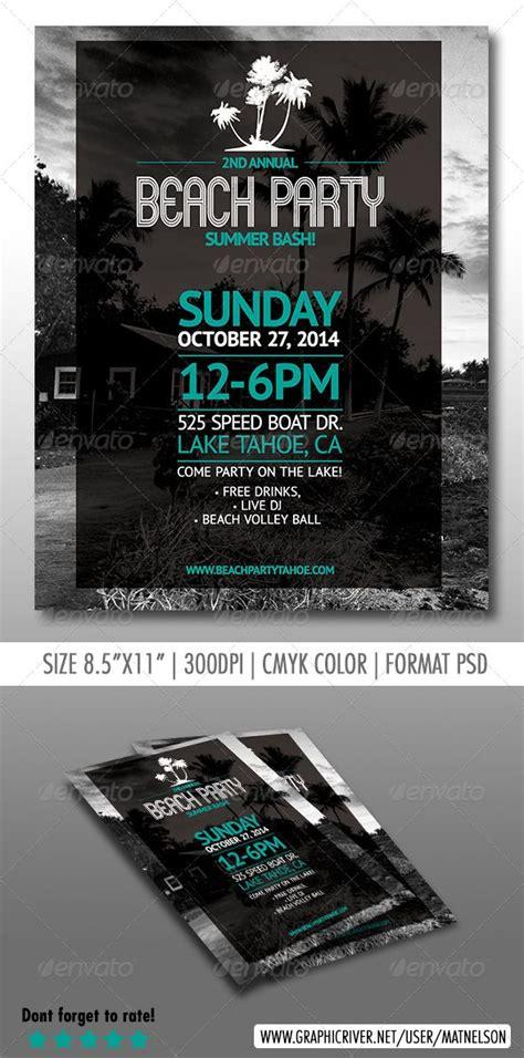 Vedi la nostra event flyer design selezione dei migliori articoli speciali o personalizzati, fatti a mano dai nostri negozi. Event Poster Template — Photoshop PSD #clean #fun | Event poster template, Event poster, Event ...