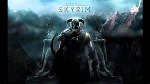 skyrim, theme, song, full, hd