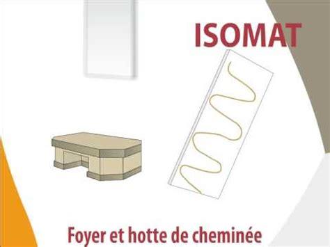 isolation hotte cuisine isomat kit d 39 isolation pour foyer et hotte de cheminée