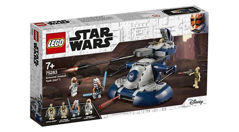LEGO Star Wars: The Clone Wars 75283 Armored Assault Tank ...