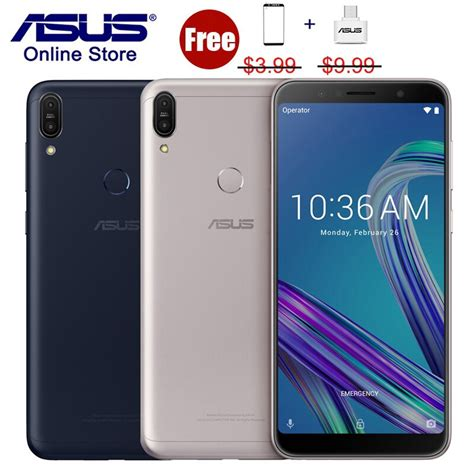 global version asus zenfone max pro  zbkl xtd