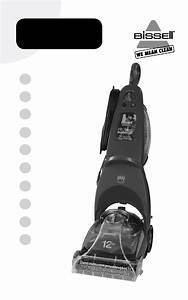 Bissell Vacuum Cleaner 9600 User Guide