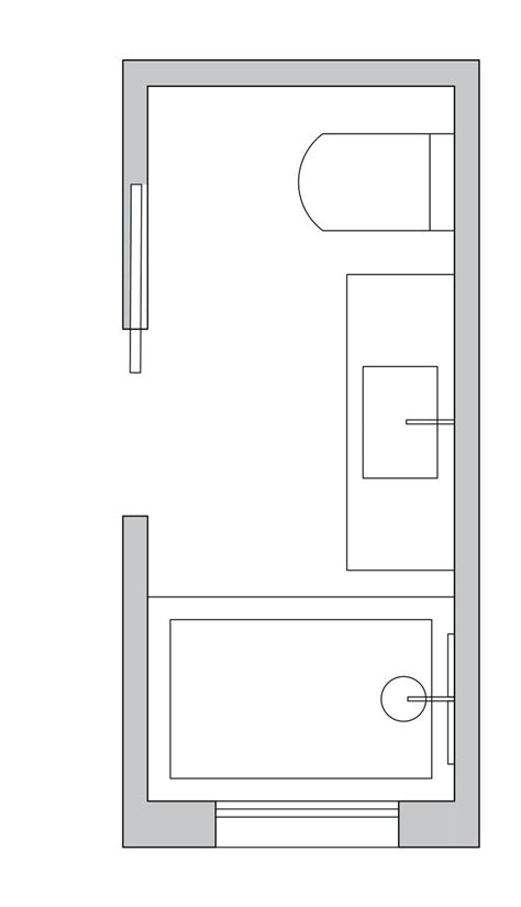 small bathroom layout ideas architect maximum