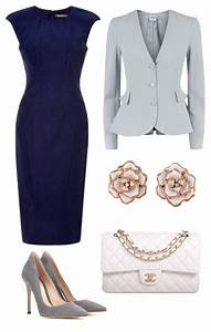 15 ways to wear a navy dress outfit and what accessories With what colour shoes with navy dress for wedding