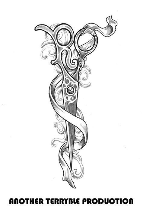 Ricky's scissor by ~terryrism on deviantART | tattoos