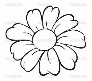 Simple Flowers Drawing Pictures - Life Style By ...