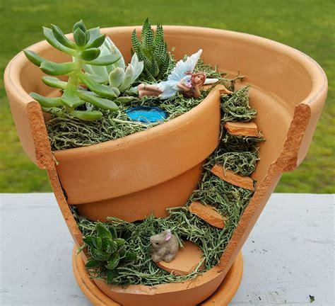 gardens broken clay pot rafael home biz for clay pot