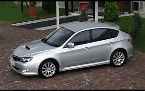 Subaru New Impreza Boxer Diesel Widescreen Exotic Car