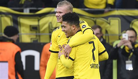 Maybe you would like to learn more about one of these? Bundesliga: Borussia Dortmund gegen Union Berlin im ...