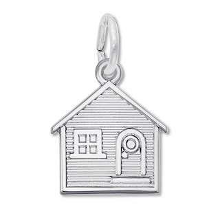 house charm sterling silver rembrandt charms collections