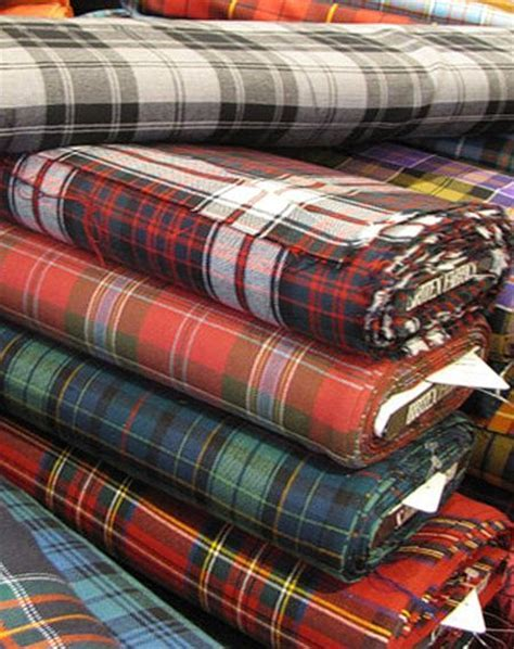 Best 20  Tartan fabric ideas on Pinterest   Tartan plaid