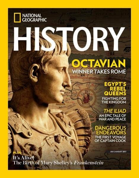 national geographic history july august