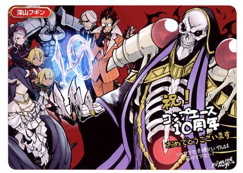 overlord anime wallpaper wallpapersafari