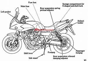 Free Download  2005 Honda Cb 1300  S  A  Sa Oweners Manuals