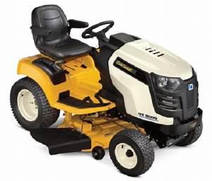 Cub Cadet Gt 2042 Garden Tractor Maintenance Guide