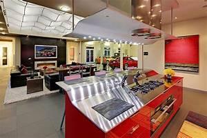 Garage Bellevue : esta garagem de luxo a perdi o de um petrolhead ~ Gottalentnigeria.com Avis de Voitures