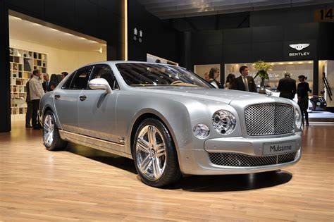 Bentley Mulsanne Picture by Bentley Mulsanne Geneva 2011 Picture 50102