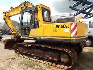 Jcb Js 150 Lc Crawler Excavator From Netherlands For Sale At Truck1  Id  843490