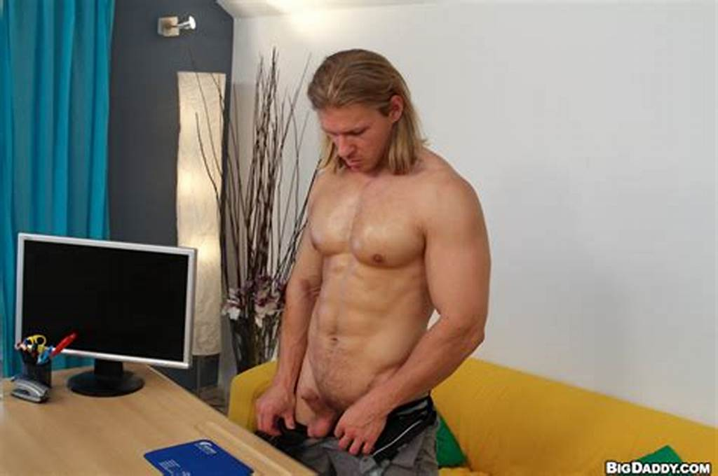 #Long #Haired #Gay #Tasting #Warm #Cum #Load #After