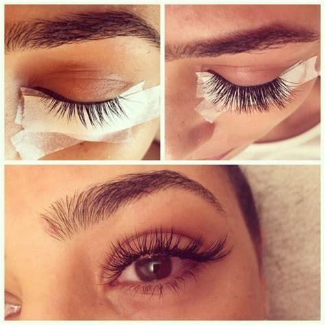 Asian Eyelash Extension Google Search Makeup Pinte