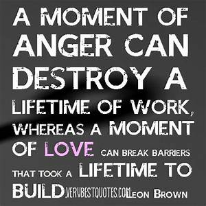 Angry Love Quot... Temper Love Quotes