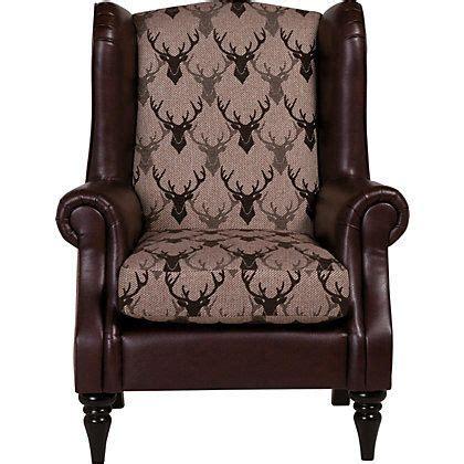 longbourn chair limited edition woodland stag dark feet