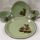 Elk Antler Dinnerware Set: Cabin Place