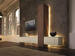 Hülsta Tv Möbel : 20 stilvolle ideen h lsta wohnwand zu gestalten ~ Lizthompson.info Haus und Dekorationen
