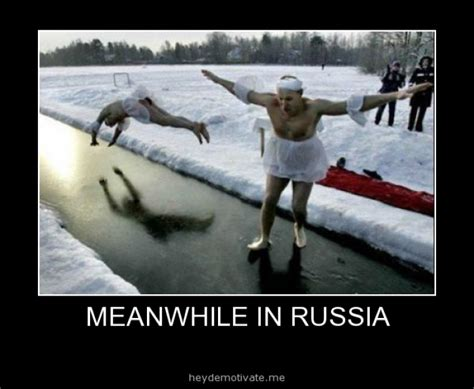 Meanwhile Meme - meanwhile in russia
