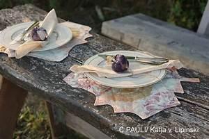 Tischsets Selber Nähen : herbstliche tischsets selber n hen c pauli nature blog ~ Lizthompson.info Haus und Dekorationen