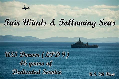 First, like probably everyone else, i though the quote fair winds and following seas wa one quote lifted from some poem, phrase, or the like. Fair Winds and Following Seas | All That Is Navy | Pinterest