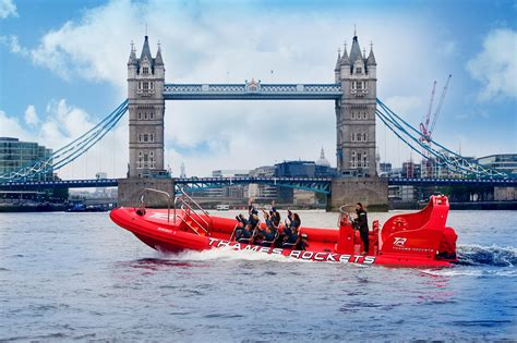 Speed Boat London Thames by Thames Rockets High Speed Boat Ride Things To Do In London