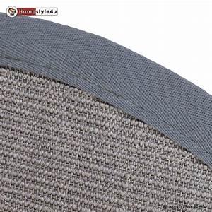 Teppich Stern Blau : teppich rund blau grau ~ Markanthonyermac.com Haus und Dekorationen