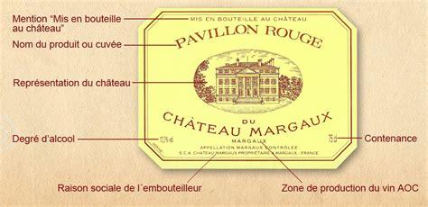 formation chambre agriculture etiquette vin mention obligatoire
